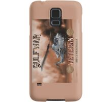 AH-1 Cobra Gulf War Veteran Samsung Galaxy Case/Skin