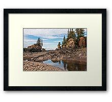 Baxter Habour Framed Print