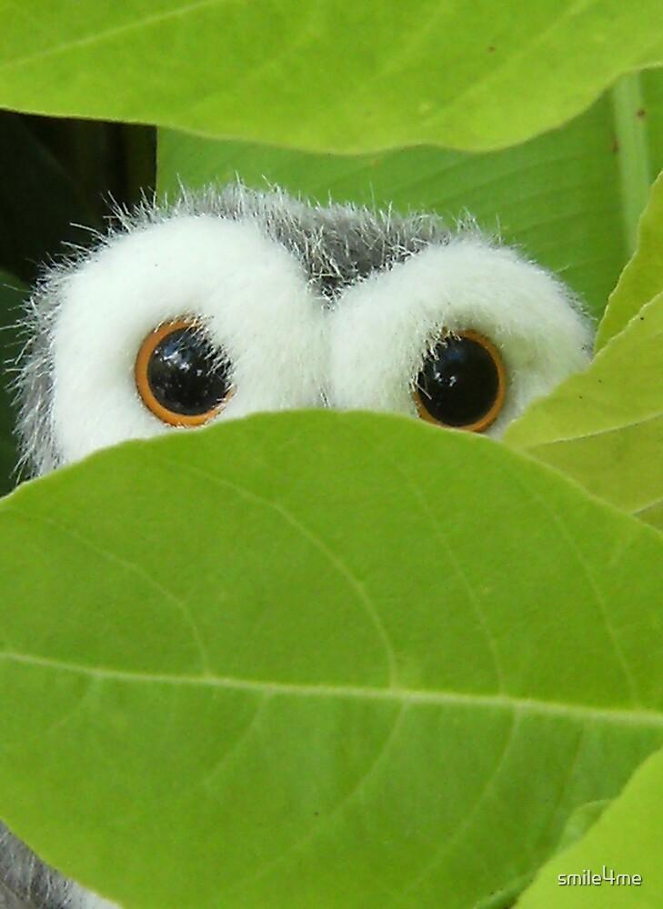 Peek-A-Boo by smile4me