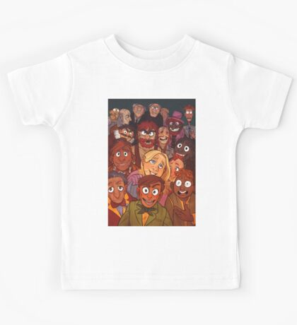 It's time to start the music... Kids Tee