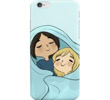 yumikuri cuddles [SnK] iPhone Case/Skin