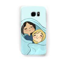 yumikuri cuddles [SnK] Samsung Galaxy Case/Skin
