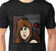 Sarah Connor and T-800 Unisex T-Shirt