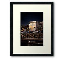 Impromptu Architecture Framed Print