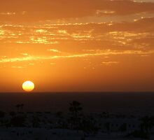 Sunrise Number 4 by Allen Lucas