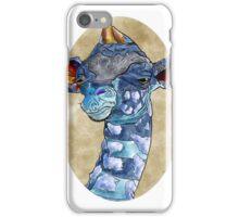 Zen Giraffe - Watercolour iPhone Case/Skin