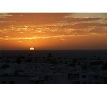 Sunrise Number 2 Photographic Print