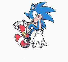 Sonic Sitting Unisex T-Shirt