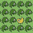 Snakes alive by rawbun