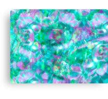 emerald enchantment Canvas Print