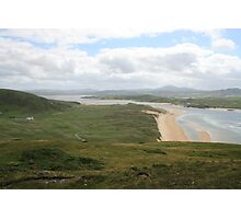 Donegal view Photographic Print
