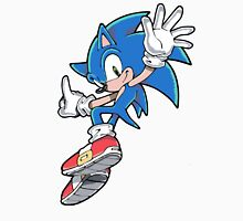 Sonic Jumping Unisex T-Shirt