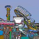 Carnival Ride 4 by steelwidow