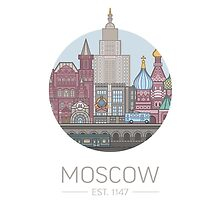 Moscow by fabric8