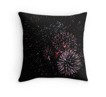 Fireworks_1 Throw Pillow