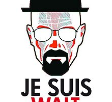 Je Suis Walt by jackdesign