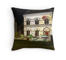 Northern Lights - State Library Part III Throw Pillow