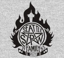 Seattle is SUPERNATURAL Kids Clothes