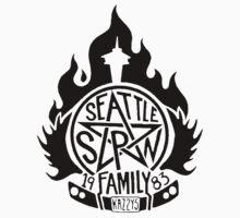 Seattle is SUPERNATURAL Baby Tee