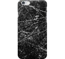 Black Ice  iPhone Case/Skin