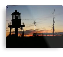 Cory's Lighthouse 2 Metal Print