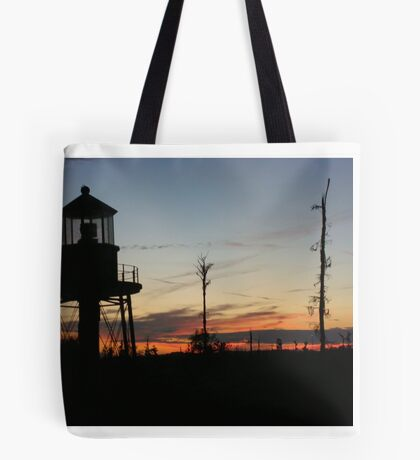 Cory's Lighthouse 2 Tote Bag