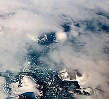 Polar Ice Cap by Marylou Badeaux