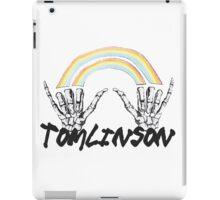 Louis Tomlinson Punk Rainbow iPad Case/Skin