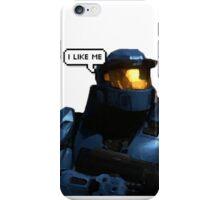 i like me iPhone Case/Skin