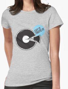 Cut it / Taste it Womens Fitted T-Shirt