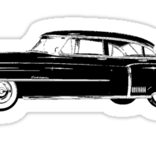 1952 Cadillac Sticker