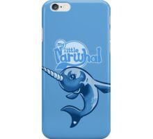 My Little Narwhal iPhone Case/Skin