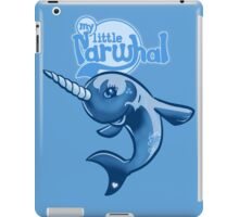 My Little Narwhal iPad Case/Skin