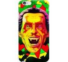 Dracula in the sun  iPhone Case/Skin