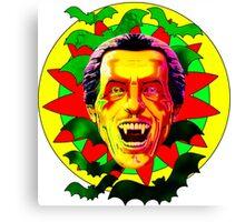 Dracula in the sun  Canvas Print