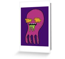 All your brains are belong to us Greeting Card