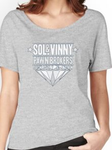 Sol & Vinny Pawn Brokers Women's Relaxed Fit T-Shirt