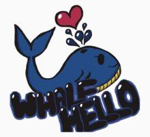 Whale Hello! Kids Clothes