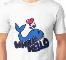 Whale Hello! Unisex T-Shirt