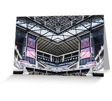 Chase Field Front Double Seating Greeting Card