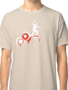 "skater 4 ""mullens makes me wet!!!"" lol! Classic T-Shirt"