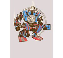 Thomas The Assault Engine Photographic Print