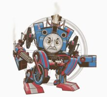 Thomas The Assault Engine Kids Clothes