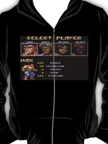 Streets of Rage 2 – Select Max T-Shirt