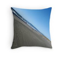 Angles collide Throw Pillow