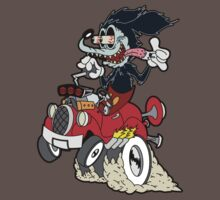 Mickey Fink  by robotghost