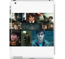 Harry Potter Collage HD iPad Case/Skin