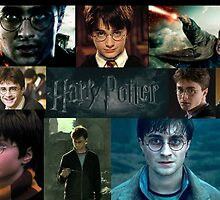 Harry Potter Collage HD by EALA