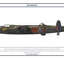 Lancaster GB 7 Squadron 1 by Claveworks