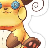 Raichu doll Sticker